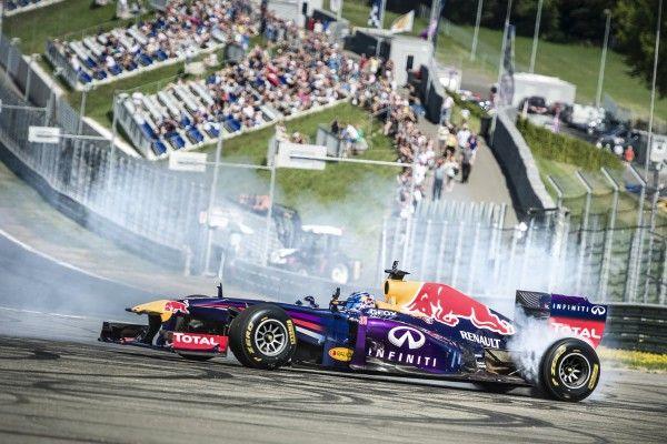 Formule 1 : Probabilité de pluie pour le Grand Prix d'Autriche