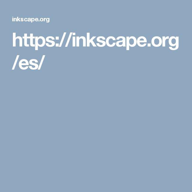 https://inkscape.org/es/