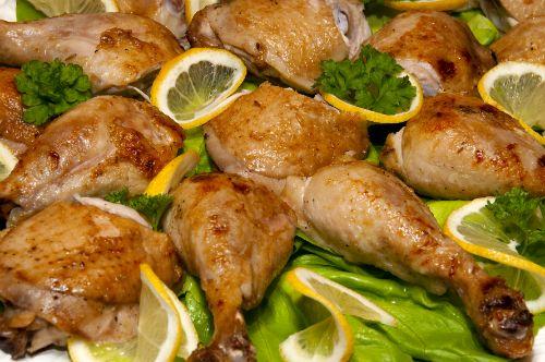Citrónová kuřecí stehýnka   Svět zdraví - Oficiální stránky