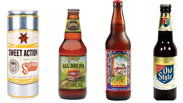 The best brews for National Drink Beer Day.