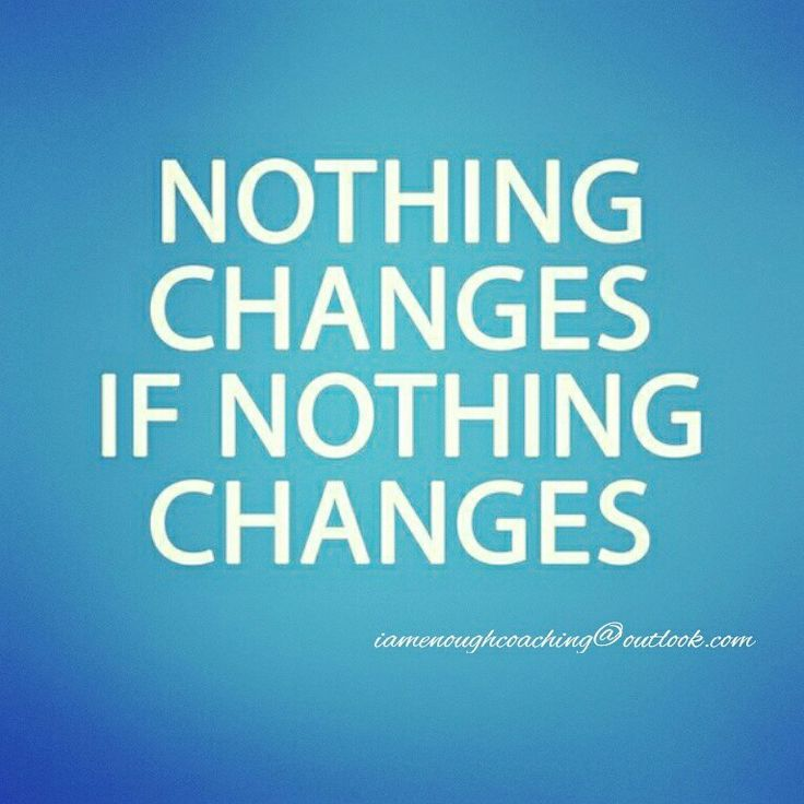 I hear people who say they want change to happen and then do nothing about it.   The definition of insanity is doing the same thing over and over and expecting a different outcome.   To get a different outcome, things have to change, you have to make them change, you have to change. If you have a teenager living with you and they are causing chaos, you have to change, they have to change... Just reading about it and doing nothing will result in nothing changing. Take massive action to…