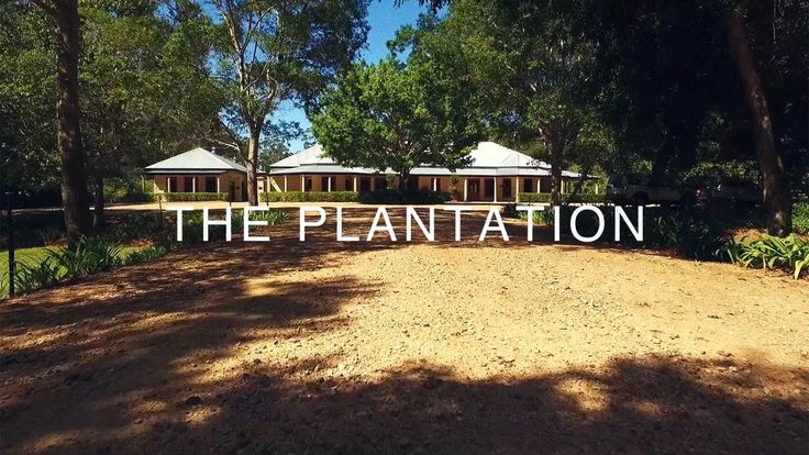 The Plantation, Cooroy - Villa Prestige Properties. Gracious country estate, set on over 20 acres.