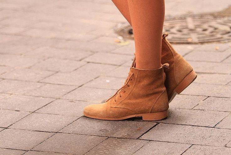 Botas indias o desértico boots.