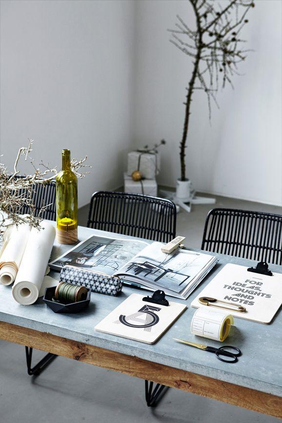 191 besten living workspace bilder auf pinterest. Black Bedroom Furniture Sets. Home Design Ideas