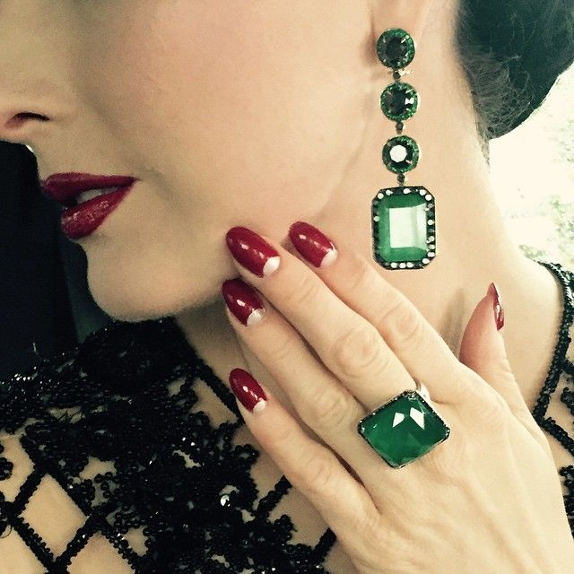 25 best images about celebrity nails paznokcie gwiazd on pinterest