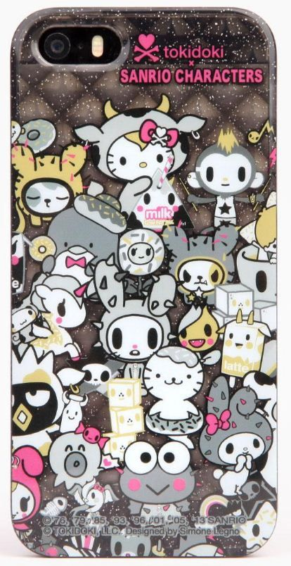 #tokidoki and #Sanrio characters... #friendsforever!