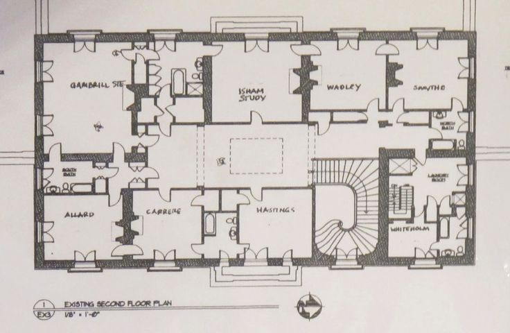 vernon court 2nd floor gilded age mansions pinterest
