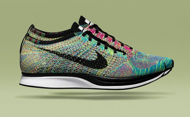 "Nike Flyknit Racer ""Multicolor"" - I don't think I need racer since I'm not about speed, but these are just so purrttyyyy!"