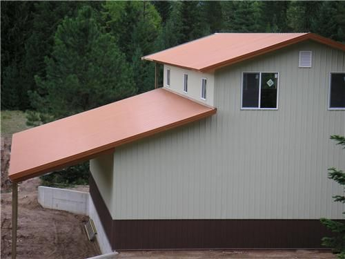Copper Penny Metal Roofing Photos Photos Creative Home Bumpouts