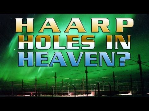 "Holes in Heaven: HAARP and Advances in Tesla Technology... ""Science is but a perversion of itself  unless it has, as its ultimate goal the betterment of humanity.""  ~ Nikola Tesla (1919)"
