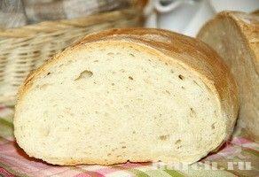 Апульский хлеб. Простой итальянский хлеб, который долго не черствеет.