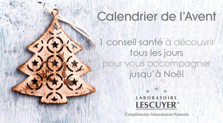 ★ 25 décembre ★ Calendrier de l'avent ★ Laboratoire LESCUYER ★ #noel