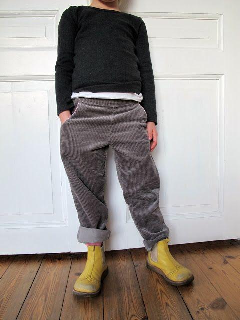 MARAPYTTA: Juliane bukser