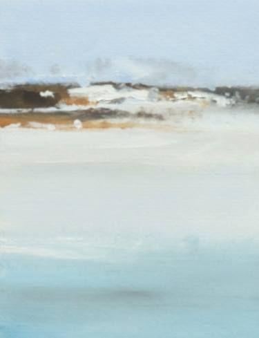 "Saatchi Art Artist Marta Zamarska; Painting, ""Siberian Postcard 1"" #art"
