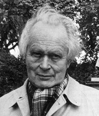 """PIET HEIN (1905-1996) - a Danish scientist, mathematician, inventor, designer, author, and poet, often writing under the Old Norse pseudonym """"Kumbel"""" meaning """"tombstone"""". His short poems, known as gruks or grooks (Danish: Gruk), first started to appear in the daily newspaper """"Politiken"""" in April 1940."""