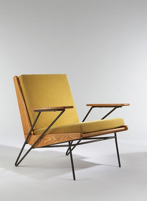 Pierre Guariche — Lounge Chair (1953)