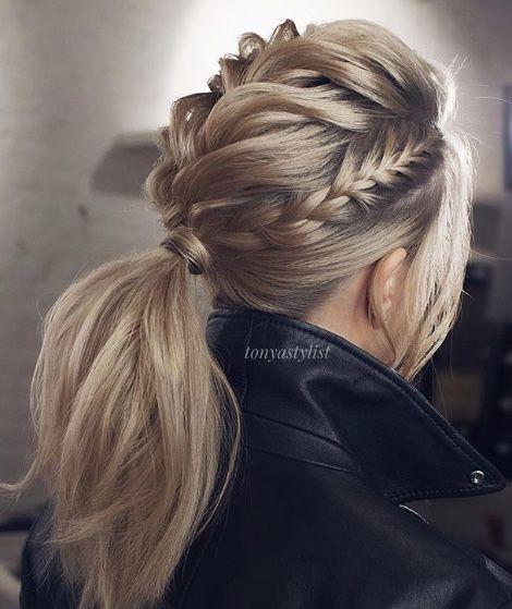 Wedding Hairstyle Inspiration – tonyastylist ,  MODwedding
