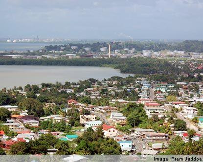 TRINIDAD | San Fernando Trinidad