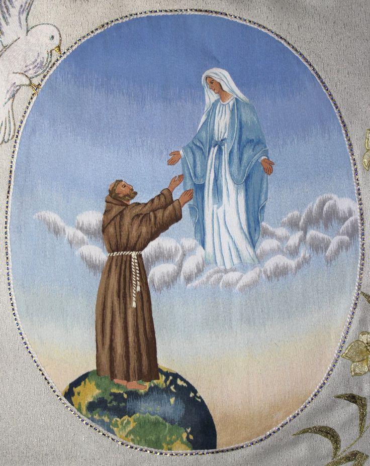 M.B.N. z św. Franciszkiem