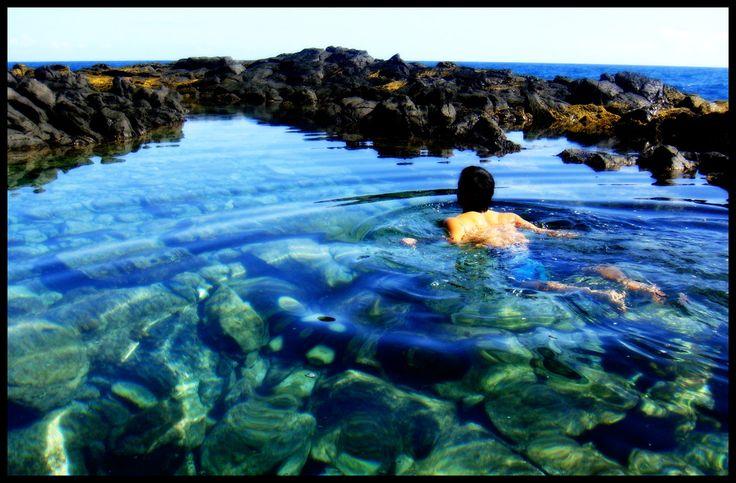 Makapu'u Tidepools  Hawaii Kai, Hawaii