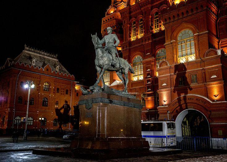 Around the Kremlin | Different View