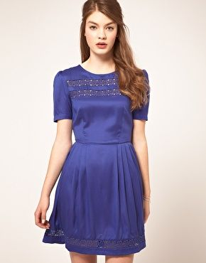1000  images about Little Blue Dress on Pinterest | Lace dresses ...