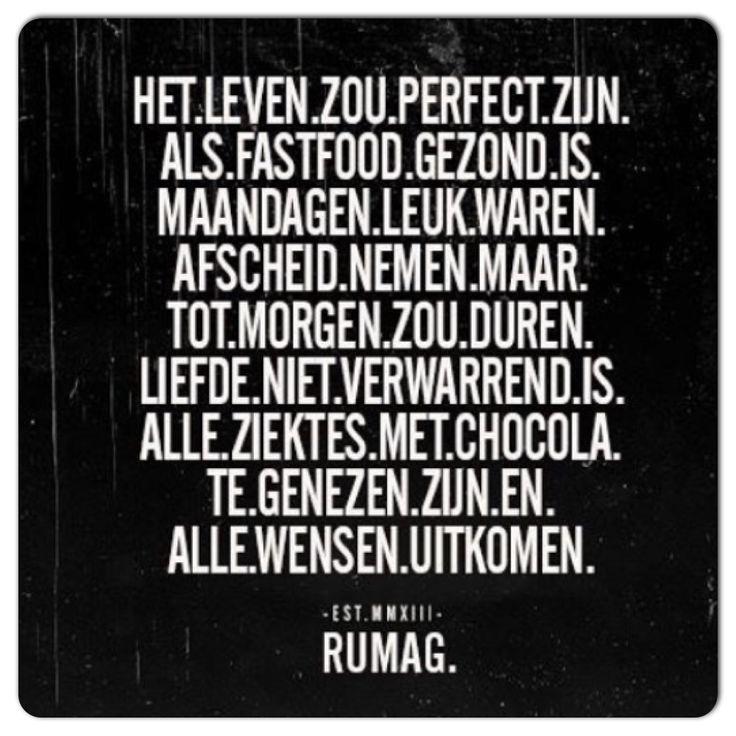 #spreuk #citaat #nederlands #teksten #spreuken #citaten #grappig #leven…