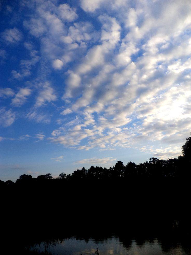 #lake #heaven #sky