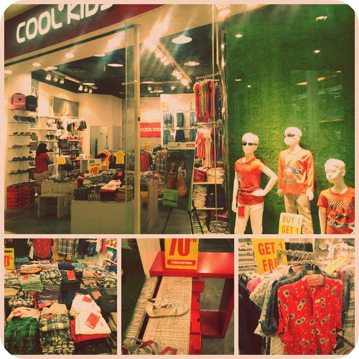 Cool Kids Promo Buy one get one free. (70% off for selected items).  For details: http://www.giladiskon.com