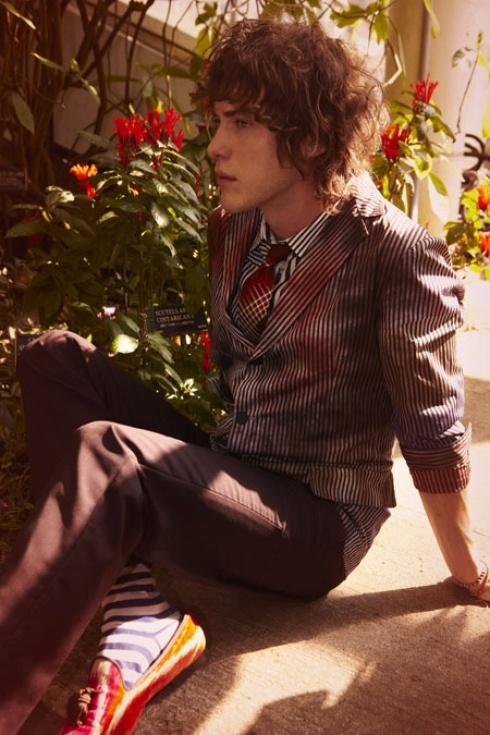 Andrew VanWyngarden of MGMT
