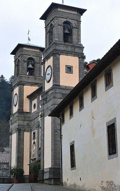 Eremo di Camaldoli - Arezzo, Tuscany, Italy