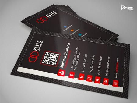 Creativemarket Business Card 7 50738