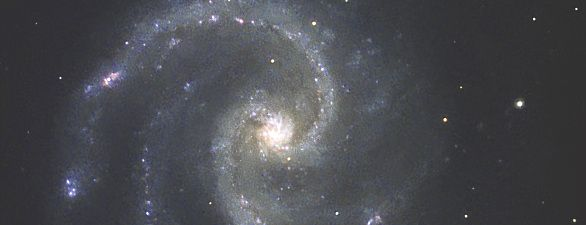 Die Spiralgalaxie NGC 5247 im Sternbild Jungfrau