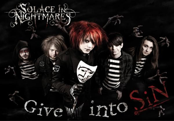 Give in...  #SiN #SolaceInNightmares #band #music #SiNSecrets