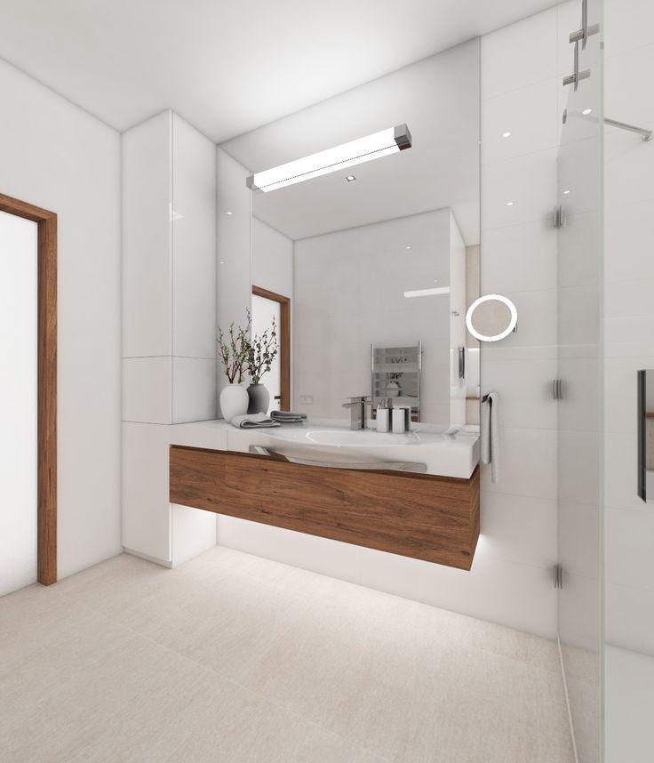 Architect Katka Petkovšek for Archdynamic: Bathroom RD LHOTKA
