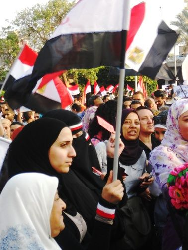 CNN: Back to Tahrir