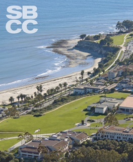 Santa Barbara City College; I attained my 5 AA's degrees in English, Art Studio, Art History, Liberal Arts General and transfer before transferring to UCSB.  Amazing CC and the views make it so you can't quit or you have to go home.