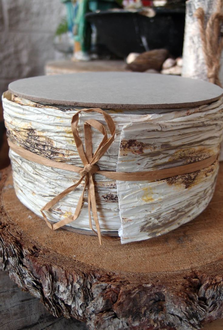 Birch Paper Ribbon 3