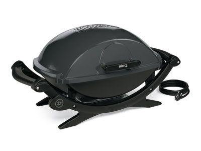 Barbecue électrique WEBER Q240 592053