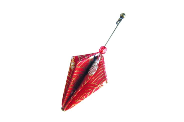 Orecchini Ombrellino | origami paper earrings by Minikami
