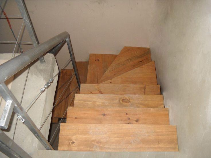 Escaleras en u buscar con google escalera compensada for Planos de escaleras en u