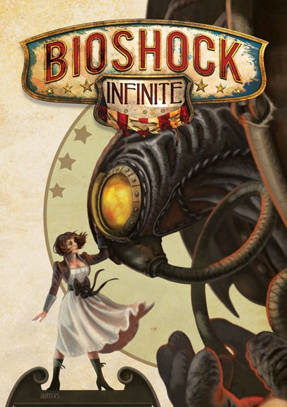Bioshock Infinite. I just started this because my awesome oldest daughter got it for me for Christmas. Thank you, Emily!