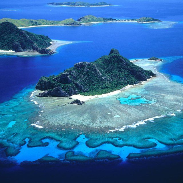Mamanuca Islands @ Fiji:
