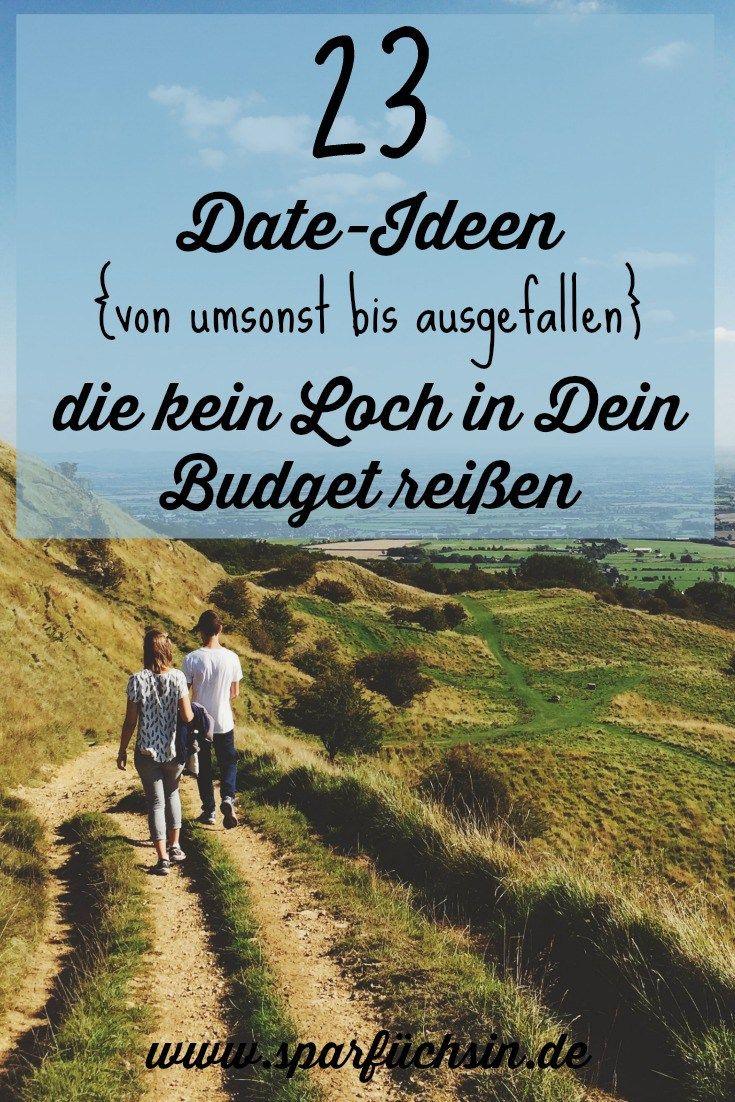 Jetzt pinnen, später lesen: 23 Date-Ideen die kein Loch in Dein Budget reißen!