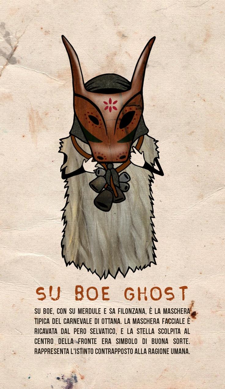 Sa maschera de Su Boe