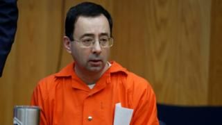 Larry Nassar case: USA Gymnastics doctor 'abused 265 girls' Latest News