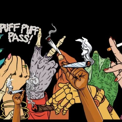 Puff puff pass!