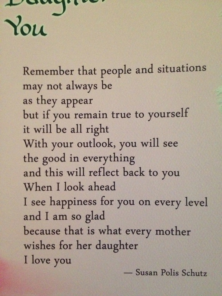 Daughter Quotes And Sayings. QuotesGram