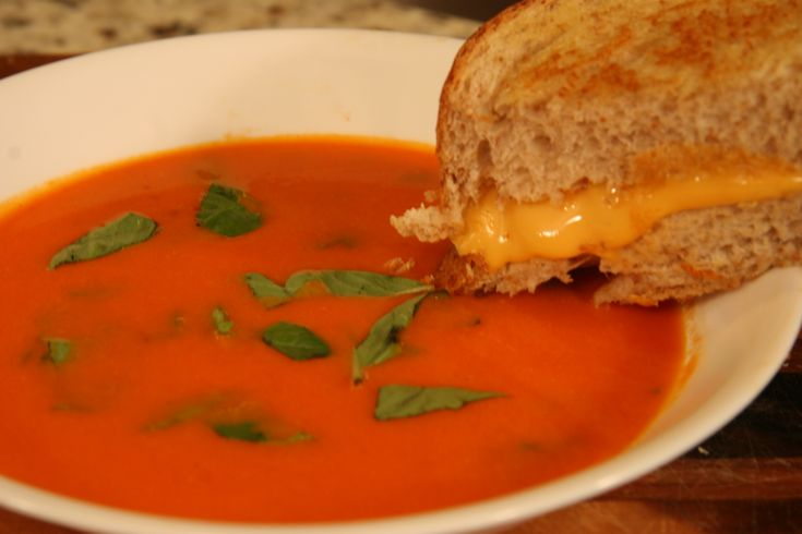 SOUP AND CHEESE ON TOAST – THE EGG  Sounds pretty underwhelming right? God, you're so wrong. Don't worry about the social norms, dipping is not only allowed, it is encouraged.
