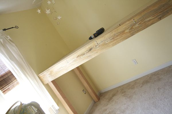 DIY on how to build a loft. Maybe Ethan needs a loft bed in his room instead of bunk beds??